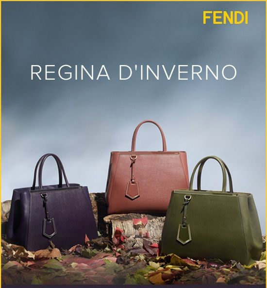 2Jours By Fendi: the queen of winter http://www.fashionfiles.it/pagina.php?ID=365