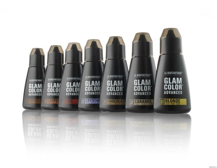 La Biosthétique Paris Glam Colour Advanced.