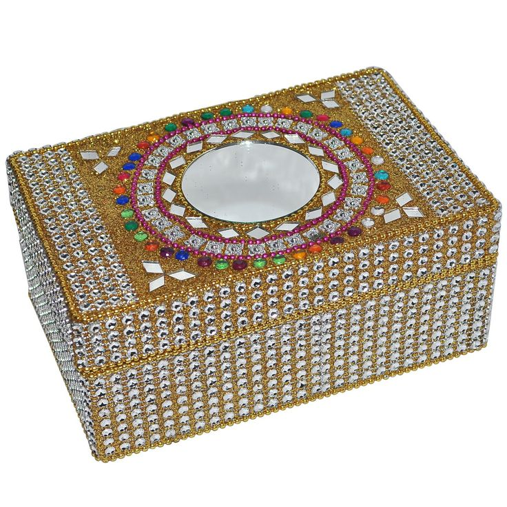1093 best Jewelry Boxes images on Pinterest Decorative boxes