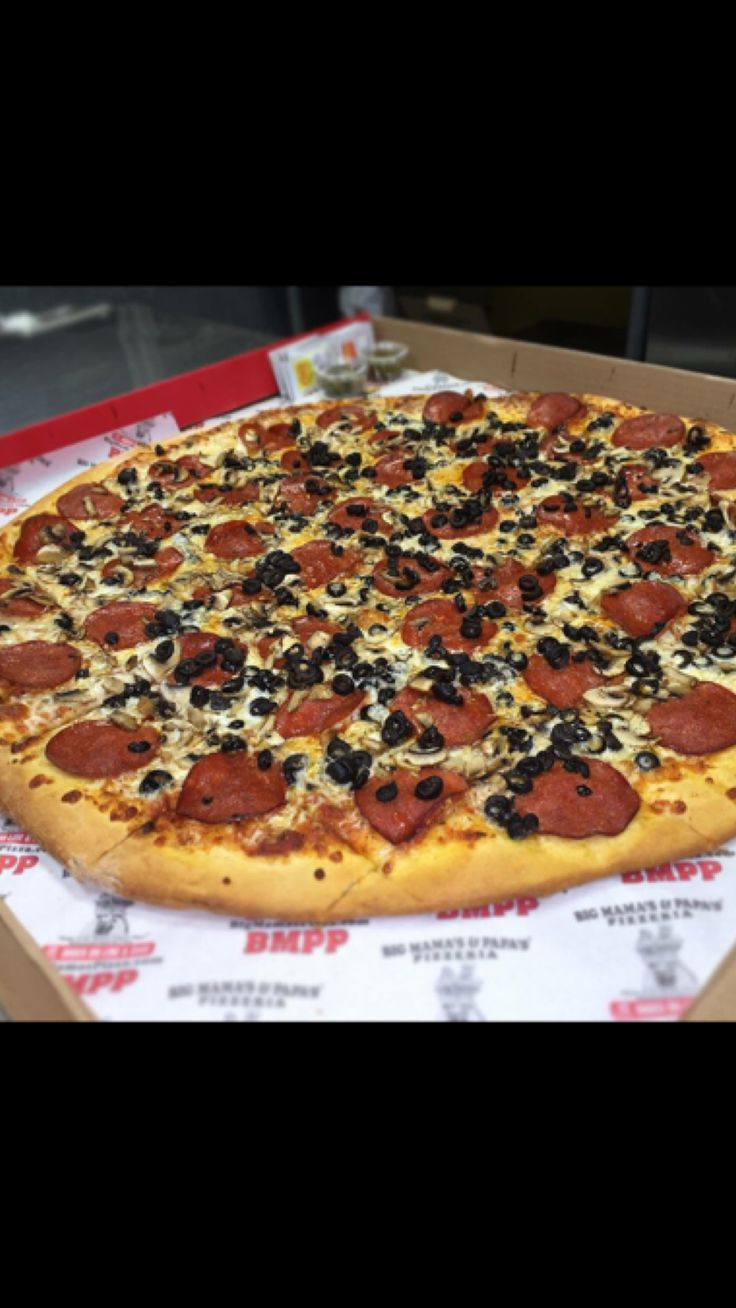 Happy National Pizza Pie Day!! Impress your guests with #BMPP's 🍕🍕  #Friday #Food #TGIF  https://ordernow.bigmamaspizza.com/