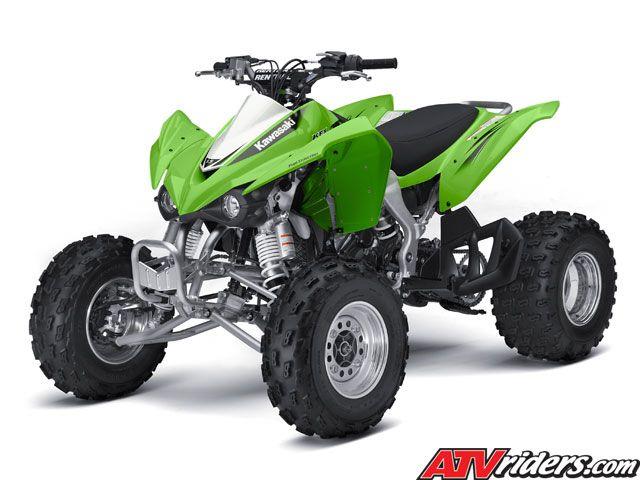 Lil Kawasaki Sport Quad