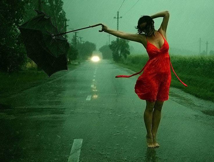 Rening i regn