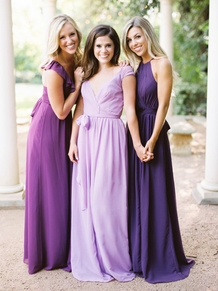 fall bridal party pictures%0A Fall in love with trendy  affordable  and designer quality bridesmaid  dresses and separates by Revelry