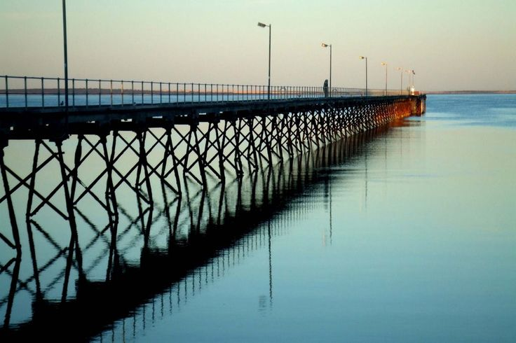 Jetty - Ceduna, South Australia - photo by nipper30