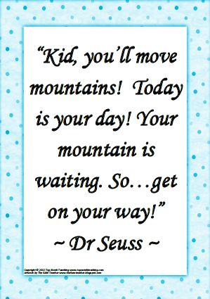 10 Dr Seuss Quotes That Will Put A Smile On Your Face | Top Notch Teaching