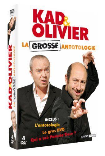 Kad et Olivier - La grosse antotologie UNIVERSAL STUDIO CANAL VIDEO GIE http://www.amazon.fr/dp/B003VKTOX0/ref=cm_sw_r_pi_dp_H0zmub0CDGGRR