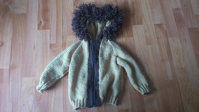 Ravelry: lemonemu's Hear Me Roar!!
