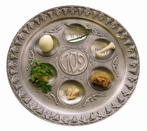 How to Prepare a Seder  For those with the (matzo) balls to host your own Passover meal.  :)