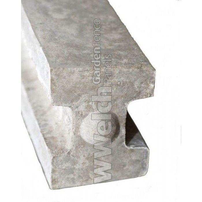 Concrete Fence Posts Intermediate