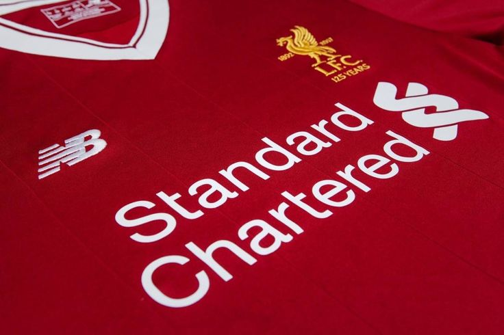 """""""BOSS kit"""" """"best we've had in a long while"""" – Liverpool fans react to new 2017/18 home kit unveiling  https://oddsjunkie.com <--  free footy news and bets"""