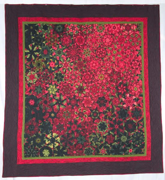 17 Best Images About Quilts Fractal One Block