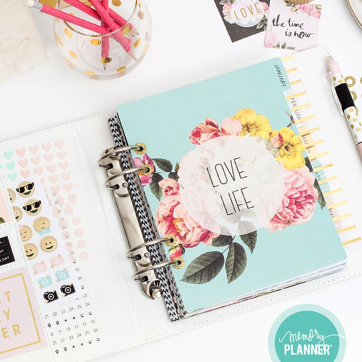 Heidi Swapp 2016 Memory Planner Collection