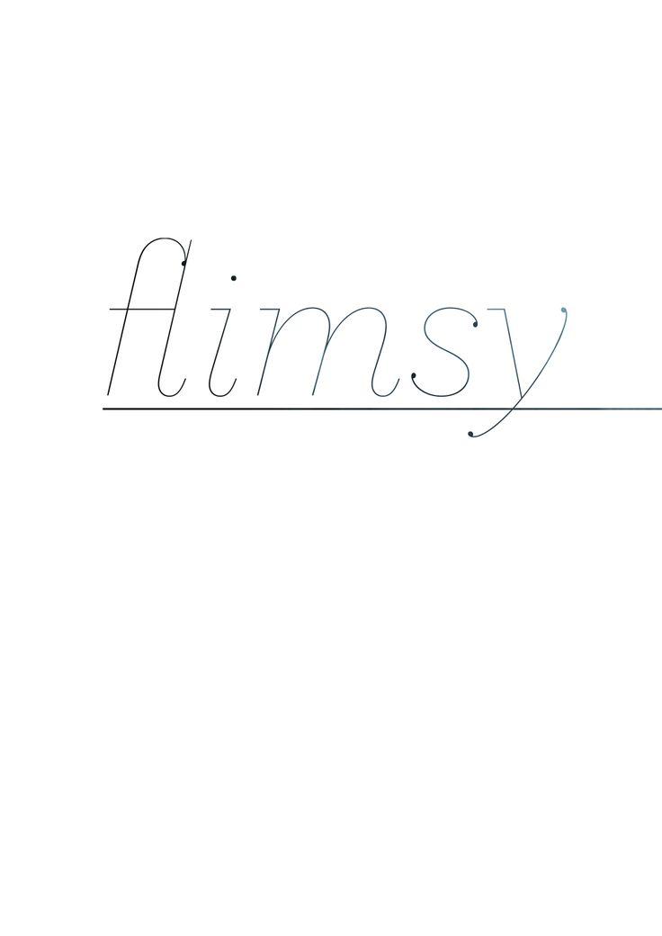 Flimsy