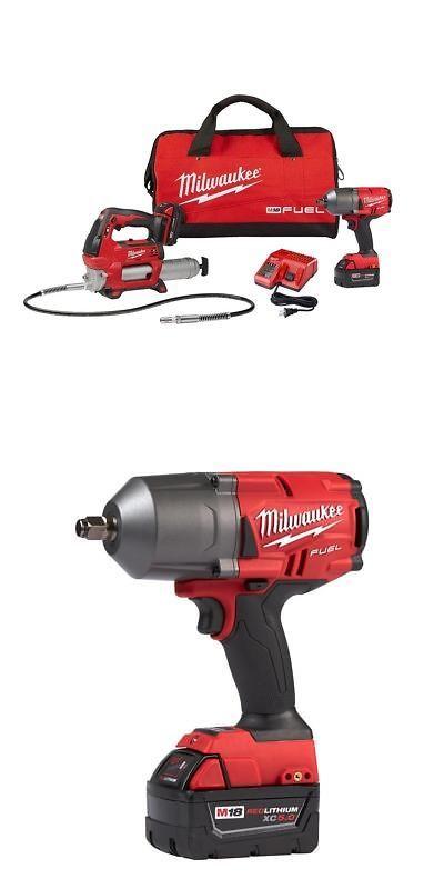 power tool sets 177000: milwaukee 2767-22gg m18 fuel 1 2 high torque ...