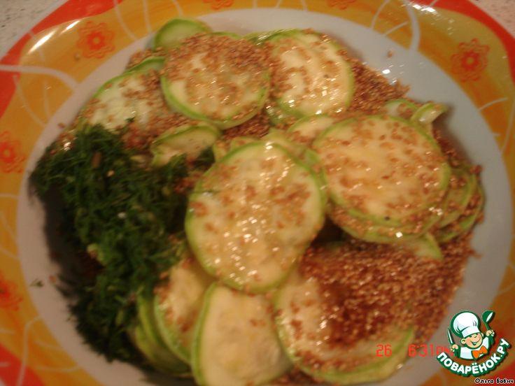 Кабачки по-корейски мгновенно ингредиенты