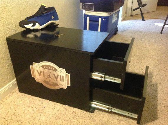 Caja de zapatos gigante mini Storage por SneakerheadShoebox en Etsy