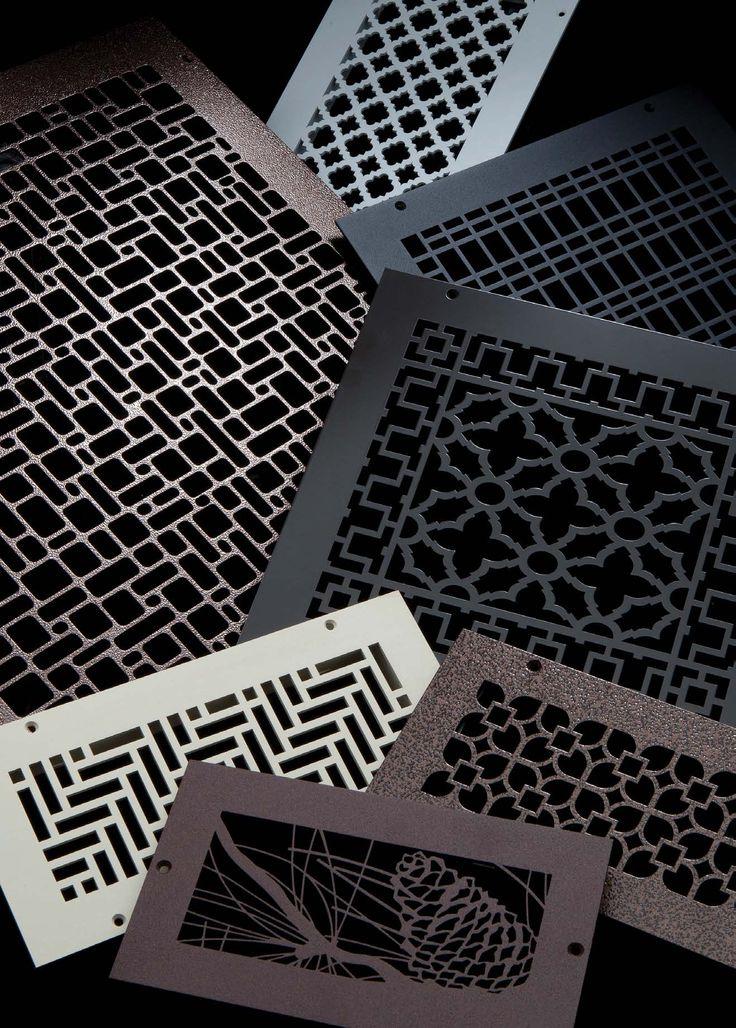 613 Best Decorative Vent Covers Images On Pinterest