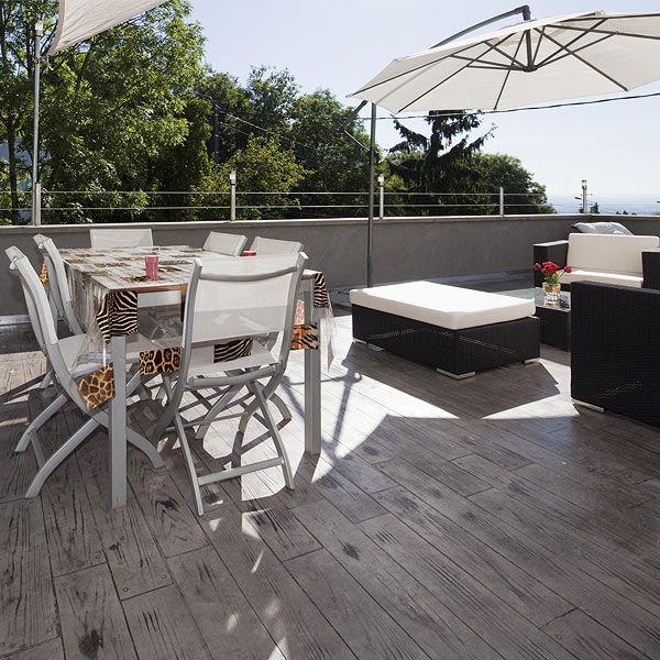 22 best Terrasses \ Jardins images on Pinterest Decks, Building - beton decoratif pour terrasse
