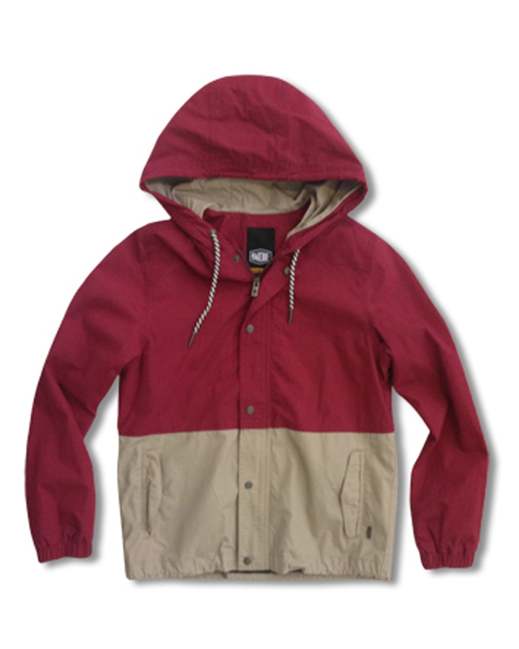 the OUTER jacket. available in ages 3 - 14. www.industriekids.com.au