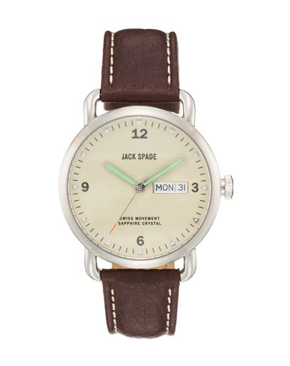 Jack Spade Watch, $378, from Best Watches for Spring 2013: Wear It Now: GQ