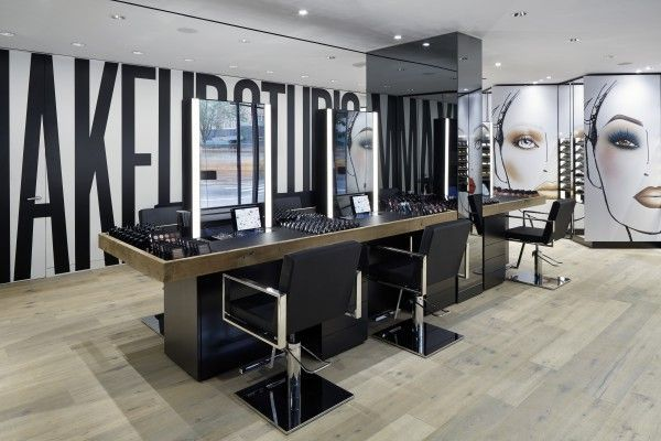 MAC Makeup Studio - 825 Lexington - Interior