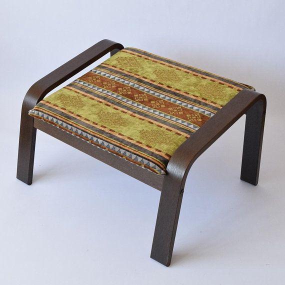 Ikea Poang Ottoman Footstool Fabric Cover F11 Ikea Poang