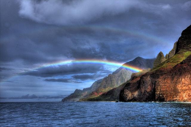 Na Pali Coast by mrubenstein01