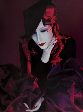 Serge Lutens 1942 | French Fashion and Parfume designer | Tutt'Art@ | Pittura * Scultura * Poesia * Musica |🌷
