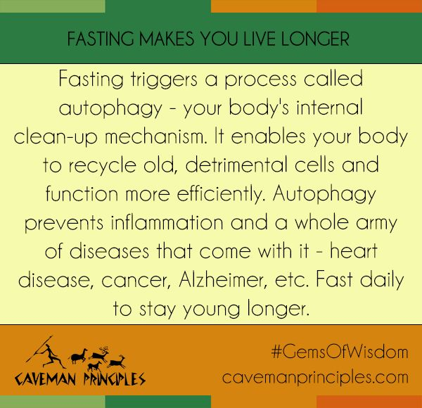 Fasting helps you burn fat, makes you live longer and your brain sharper. Skipping breakfast might not be such a bad idea after all...  http://nowillnoskill.net/fasting-skipping-breakfast/ http://cavemanprinciples.com  #cavemanprinciples #fasting