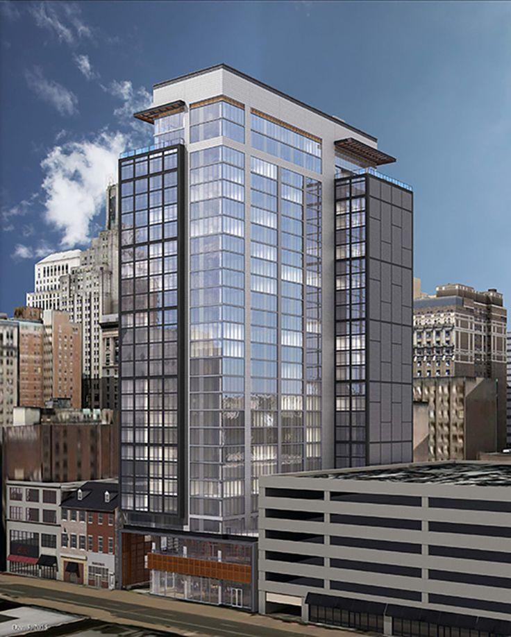 1213 Walnut to Bring Yoga Terrace Elevated