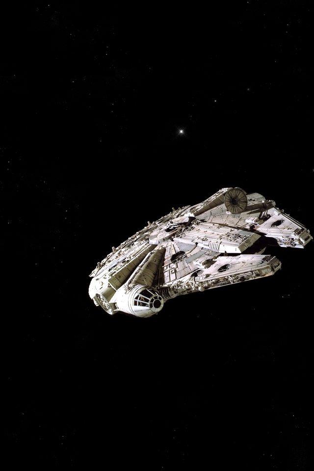 Millenium Falcon...