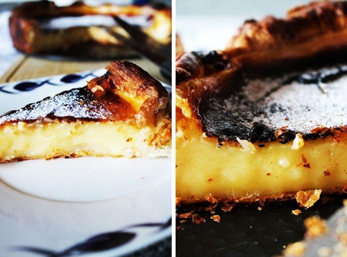 Portuguese Food: Recipe for Tarte de Pastel de Nata