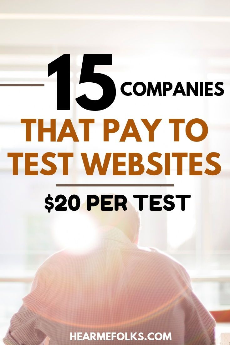 15 Best Places to Really Get Paid To Test Apps and Websites – Stay at Home Jobs