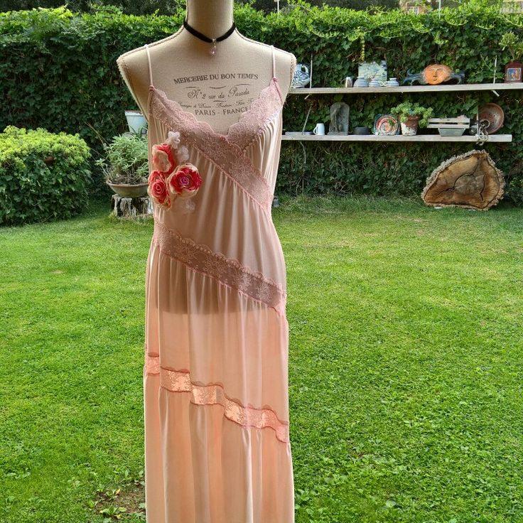 Maria Antonietta nightgown dress chic VINTAGE