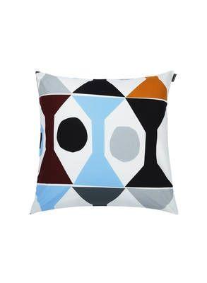 Cocktail -cushion/ pattern by Jenni Tuominen to Marimekko.