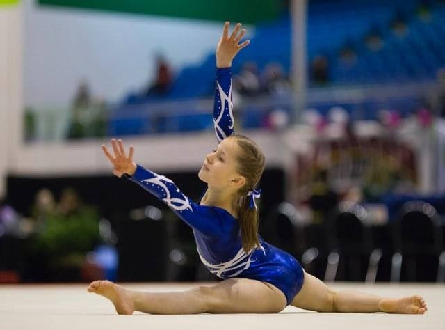 Scarlet Boxall-Hunt places second in the International Level 7 NZ National Gymsports Artistic Gymnastics Championships.