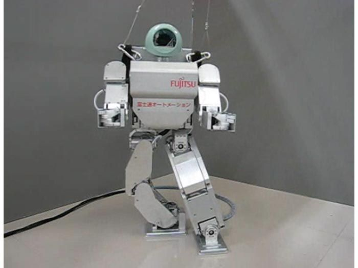 Shuffling robot can twist and turn like us | Humanoid robots are rapidly growing in number, especially kit robots like Pirkus and medical machines like CB2 from Japan, and with the boom come advances that bring the mechanoids closer in ability to us every day. Buying advice from the leading technology site