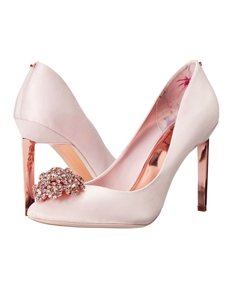 Ted Baker; Peetch Make a lasting impression when you flaunt your flawless style in the Ted Bake Peetch pump.