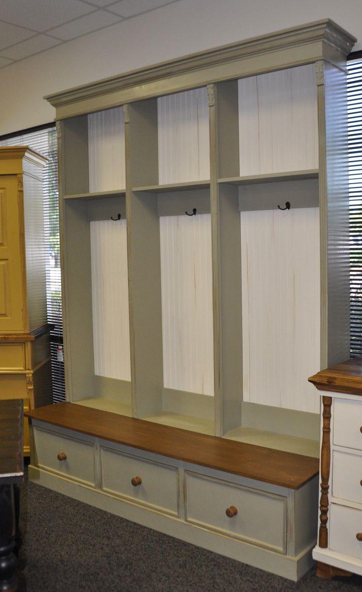 Mejores 16 imágenes de Mudroom Cabinets en Pinterest | Armarios ...