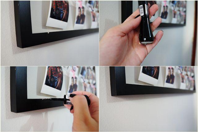 Karinisse: Reparando lascas de tinta em objetos e móveis de madeira