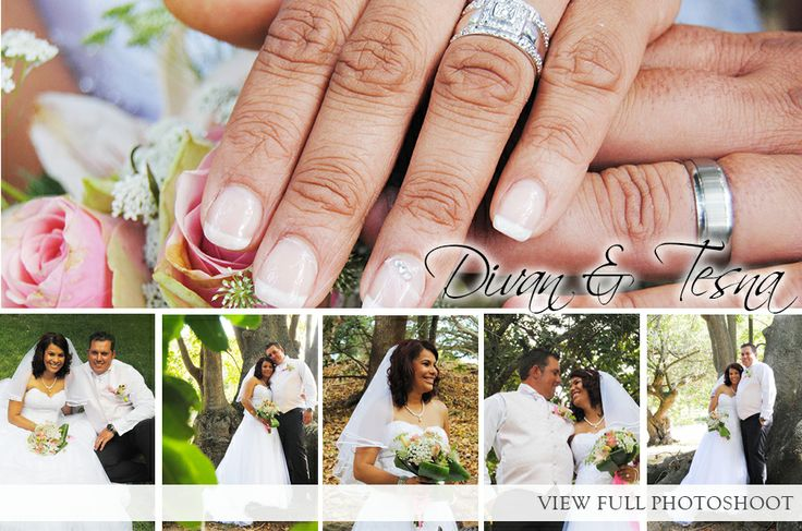 Photographer: Adele de Bruyn  - Wedding Photoshoot. A very intimite and cosy wedding, just for family and close friends in Mossel Bay Park.