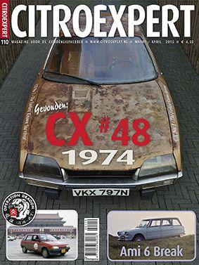 CitroExpert 110, mrt/apr 2015 http://www.citroexpert.nl/magazines/lezen/citroexpert-110-mrt-apr-2015