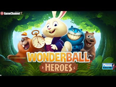 Wonderball Heroes Videos games for Kids - Girls - Baby Android İOS Puzzl...