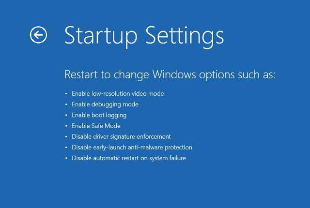 dewadirga'blog: Akses Safe Mode di Windows 10
