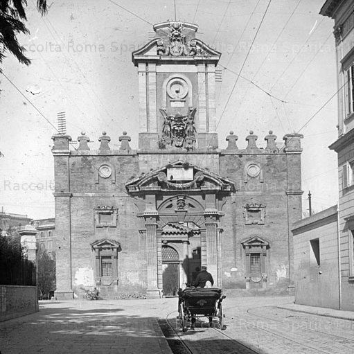 Roma Sparita - Porta Pia