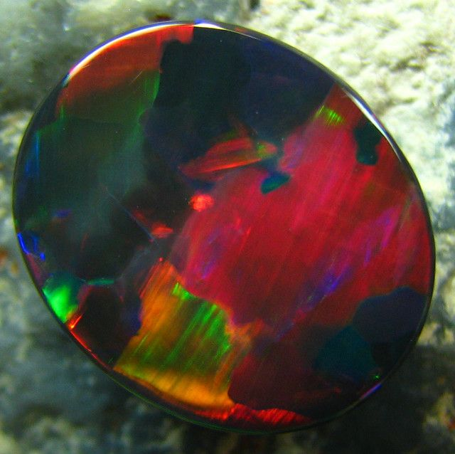 Black Opal. Wish mine would not have disappeared. : (