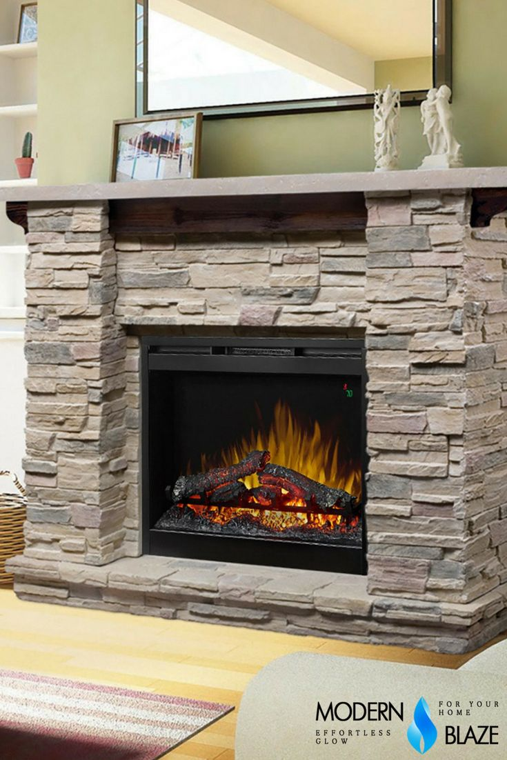 ever digital realistic fireplace watch and cheapest easiest the own your insert fake most youtube build