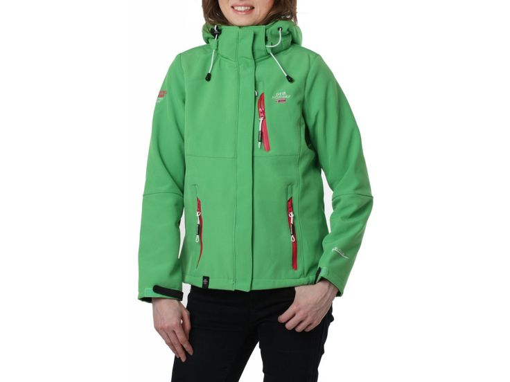 Geaca GEOGRAPHICAL NORWAY femei – tchika_lady_new_gree