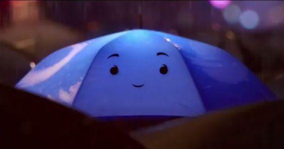 The Blue Umbrella Pixar Short New Clip from Pixar Short The Blue Umbrella. Loved it! <3