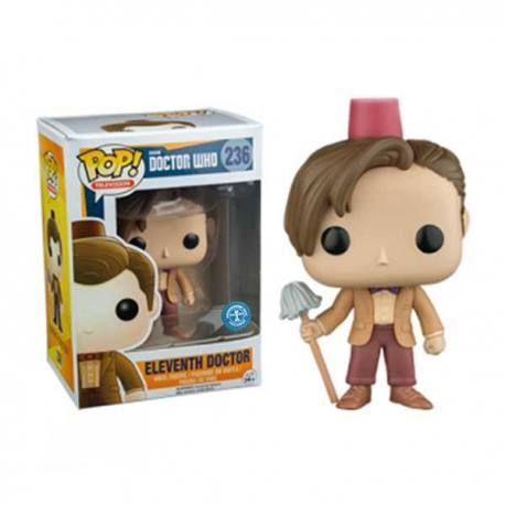 Figura Funko Pop Doctor Who Undécimo Doctor - Exclusiva